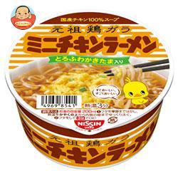 日清食品 チキンラーメン どんぶりミニ 38g×24(12×2)個入