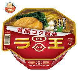 日清食品 日清 ラ王 背脂コク醤油 115g×12個入