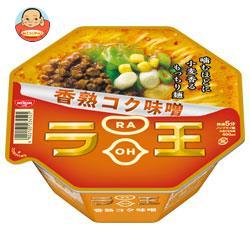 日清食品 日清 ラ王 香熟コク味噌 122g×12個入