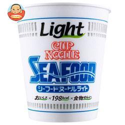 日清食品 カップヌードル シーフードヌードル ライト 57g×12個入