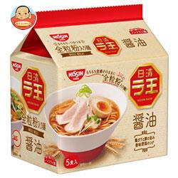 日清食品 日清 ラ王 醤油 5食パック×6袋入