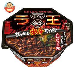 日清食品 日清 ラ王 濃熟とろ豚骨 113g×12個入