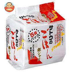 サトウ食品 サトウのごはん 銀シャリ 5食パック (200g×5食)×8袋入