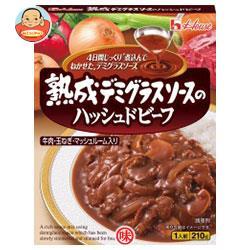 ハウス食品 熟成デミグラスソースのハッシュドビーフ 210g×30個入