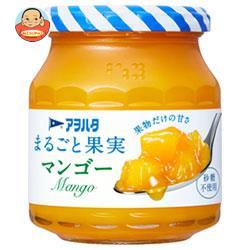 アヲハタ まるごと果実 マンゴー 250g瓶×6個入