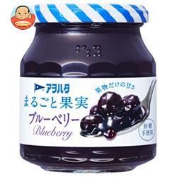 アヲハタ まるごと果実 ブルーベリー 250g瓶×6個入