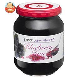 アヲハタ ランプ ブルーベリージャム 380g瓶×12個入