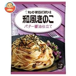 キューピー あえるパスタソース 和風きのこ バター醤油仕立て (55g×2袋)×6袋入