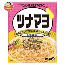 キューピー あえるパスタソース ツナマヨ (40g×2袋)×6袋入
