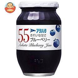 アヲハタ 55 ブルーベリー 400g瓶×6個入