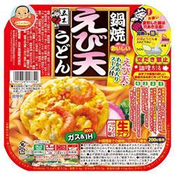 五木食品 鍋焼えび天うどん 220g×18個入