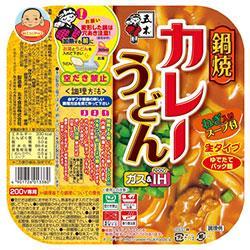五木食品 鍋焼カレーうどん 220g×18個入