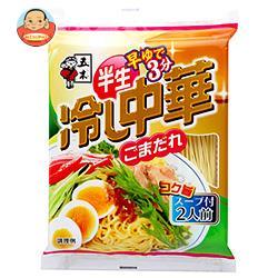 五木食品 半生冷し中華ごまだれ 250g×12袋入