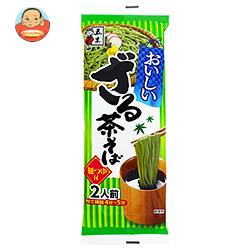 五木食品 おいしいざる 茶そば 160g×20袋入