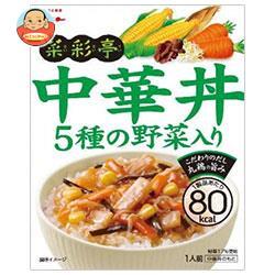 グリコ 菜彩亭 中華丼 140g×10個入