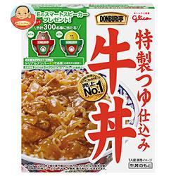 グリコ DONBURI亭 牛丼 160g×10個入