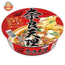 寿がきや 全国麺めぐり 奈良天理ラーメン 115g×12個入