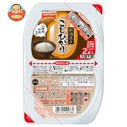 テーブルマーク たきたてご飯 新潟県産こしひかり(分割) 2食 (150g×2食)×16(8×2)個入