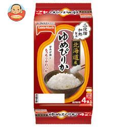 テーブルマーク たきたてご飯 北海道産ゆめぴりか (分割) 4食 (150g×2食×2個)×8袋入