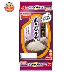 テーブルマーク たきたてご飯 秋田県産あきたこまち (分割) 4食 (150g×2食×2個)×8個入