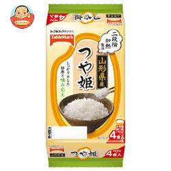 テーブルマーク たきたてご飯 山形県産つや姫 (分割) 4食 (150g×2食×2個)×8個入