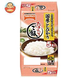 テーブルマーク たきたてご飯 国産コシヒカリ 5食 (180g×5個)×8個入