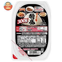 テーブルマーク ガッツリ飯!特盛1食 300g×24(12×2)個入