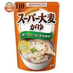 味の素 味の素KKおかゆ スーパー大麦がゆ 鶏とホタテのだし仕立て 250gパウチ×27(9×3)袋入
