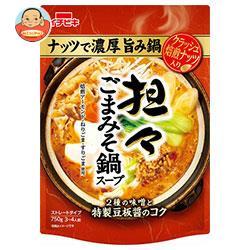 イチビキ ストレート 担々ごまみそ鍋スープ 750g×10袋入
