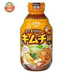エバラ食品 キムチ鍋の素まろやか 300ml瓶×12本入