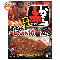 ハチ食品 本家 赤から辛味の極み10番カレー 200g×20(5×4)個入