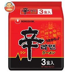 農心ジャパン 辛ラーメン 3食パック×12袋入