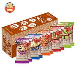 アマノフーズ いつものおみそ汁 5種セット 10食×3箱入