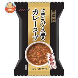 MCFS 一杯の贅沢 17種のスパイス薫るカレースープ 10食×2箱入