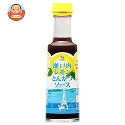 オリバーソース 瀬戸内レモンとんかつソース 235g瓶×12本入