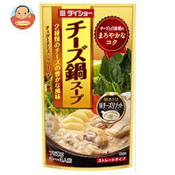 ダイショー チーズ鍋スープ 750g×10袋入