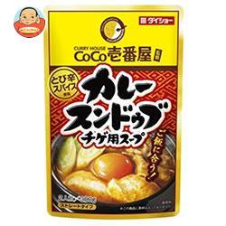ダイショー CoCo壱番屋監修 カレースンドゥブチゲ用スープ 300g×20袋入
