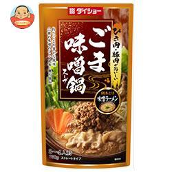 ダイショー ごま味噌鍋スープ 750g×10袋入