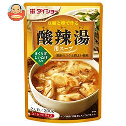 ダイショー 豆腐と卵で作る 酸辣湯用スープ 300g×20袋入