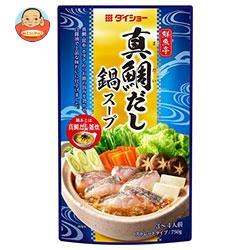 ダイショー 鮮魚亭 真鯛だし鍋スープ 750g×10袋入