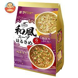 ダイショー 和風スープはるさめ 87g(6食入り)×10袋入