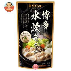 ダイショー 博多水炊きスープ 750g×10袋入