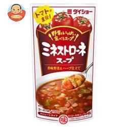 ダイショー 野菜をいっぱい食べるスープ ミネストローネスープ 750g×10袋入