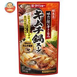 ダイショー 鮮魚亭 キムチ鍋スープ 750g×10袋入