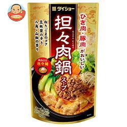 ダイショー 担々肉鍋スープ 750g×10袋入