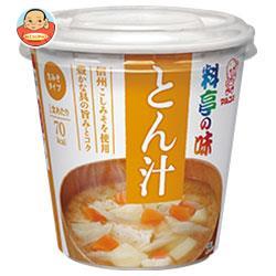 マルコメ カップ料亭の味 とん汁 1食×6個入