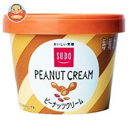 スドージャム スドー 毎朝カップ ピーナッツクリーム 135g×12個入