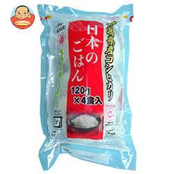 越後製菓 日本のごはん (120g×4食)×12袋入