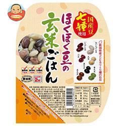 越後製菓 ほくほく豆の玄米ごはん 150g×12個入