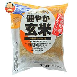 越後製菓 健やか玄米 700g(140g×5袋)×10袋入